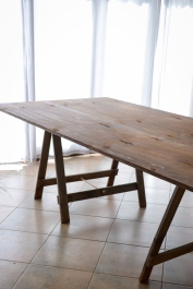 Wooden table B11